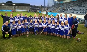 Thomastown Camogie Team. Credit: Kilkennycamogie.com