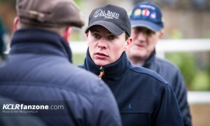 Horse trainer Joseph O'Brien. Photo: Ken McGuire/KCLR