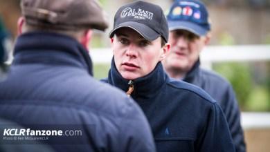 Horse trainer Joseph O'Brien. Photo: Ken McGuire/KCLR