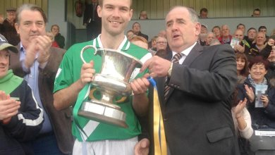 Mooncoin GAA, Junior Hurling champions for the first time since 1961. Photo: MooncoinGAA/Facebook