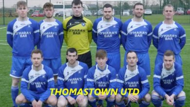 Thomastown United. Photo: Thomastown United/Facebook