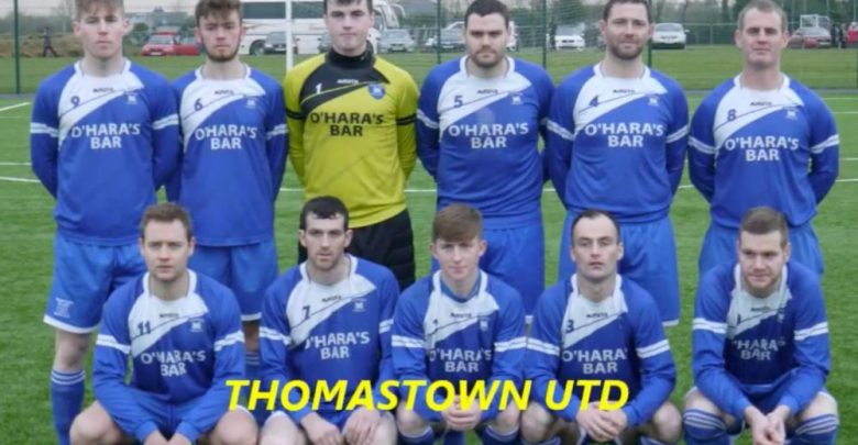 Thomastown United. Photo: Thomastown United/Facebook