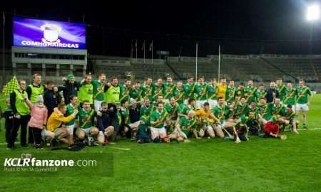Carrickshock GAA. Photo: Ken McGuire/KCLR