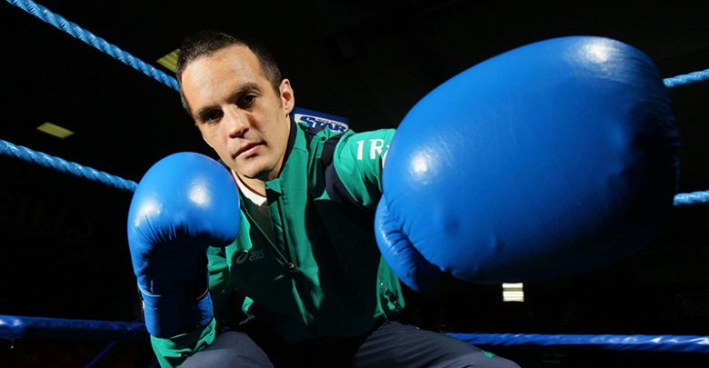 Paulstown's Darren O'Neill. Mandatory credit: INPHO/Cathal Noonan