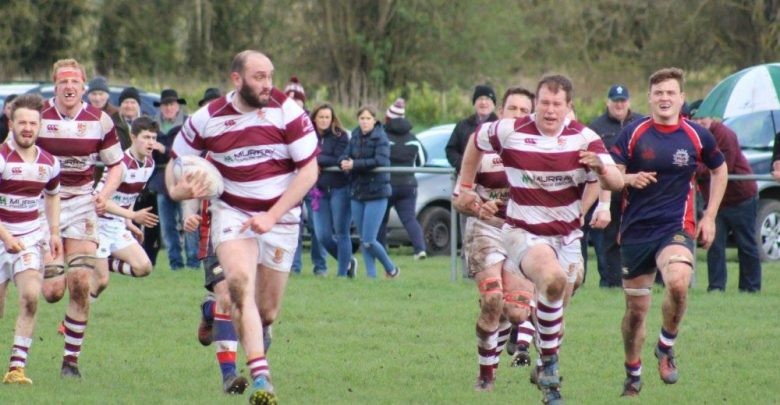 Tullow Rugby Club. Photo: John Tobin/Facebook