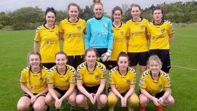 Kilkenny United v Cork in the Women's National League. Photo: @kilkennywfc/Twitter