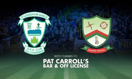 O'Loughlin Gaels v St Martins