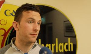 Carlow Footballer Darragh Foley