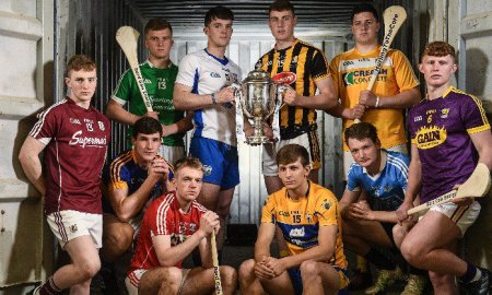 U21 Hurling Championship Launch for 2017