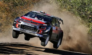 Craig Breen at Rally Argentina. Photo: Jamie Kent/Craig Breen