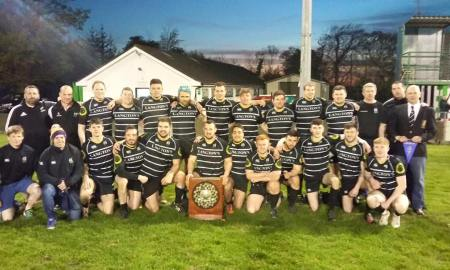 The 2017 Provincial Towns Plate winning Kilkenny RFC side. Photo: Kilkenny Rugby/Facebook