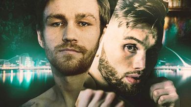 Philip Mulpeter and Myles Price are official for BAMMA 30