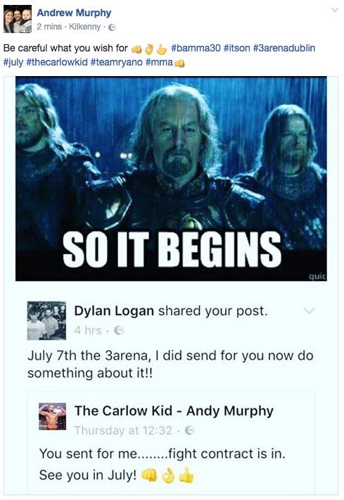 So It Begins - via Andrew Murphy on Facebook