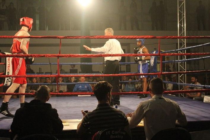 Showdown In The Barrow