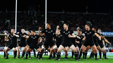 The All Blacks. Photo: @allblacks/Twitter