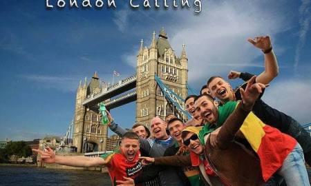 London calling for Carlow GAA this weekend. Photo: Dermot O'Brien /Dermot O'Brien Photography