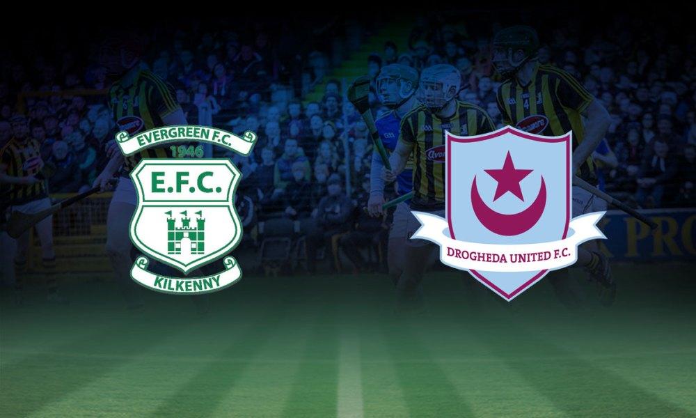 Evergreen FC v Drogheda United