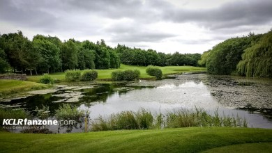 Looking down the 11th at Mount Wolseley. Photo: Ken McGuire/KCLR