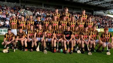 Kilkenny U21 Team