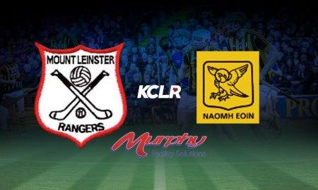 Mount Leinster Rangers v Naomh Eoin