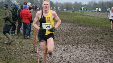 Brian Maher, Kilkenny City Harriers