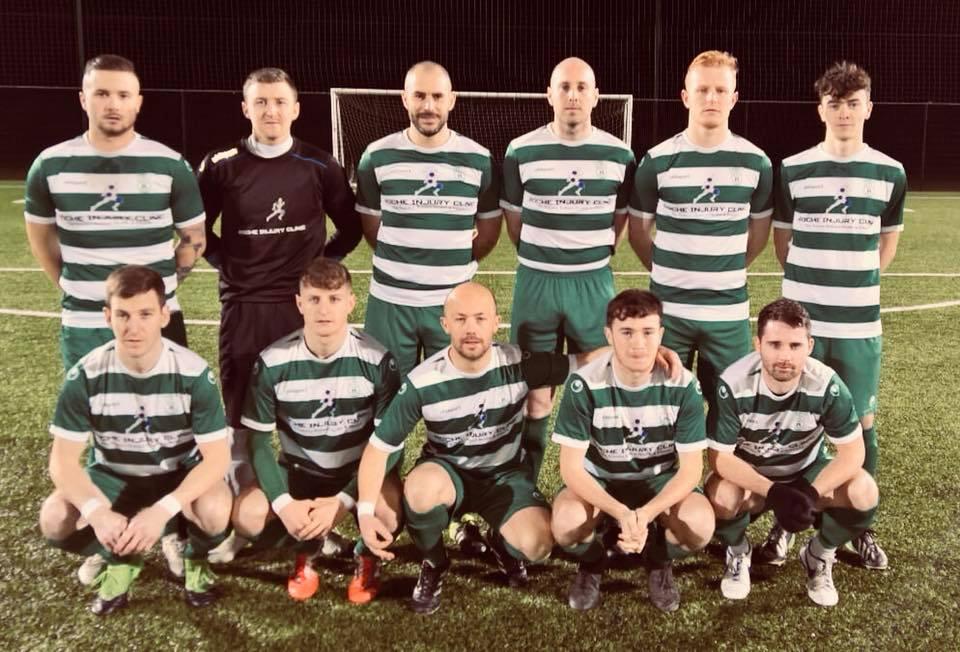 Evergreen FC. Photo: Evergreen FC/Facebook