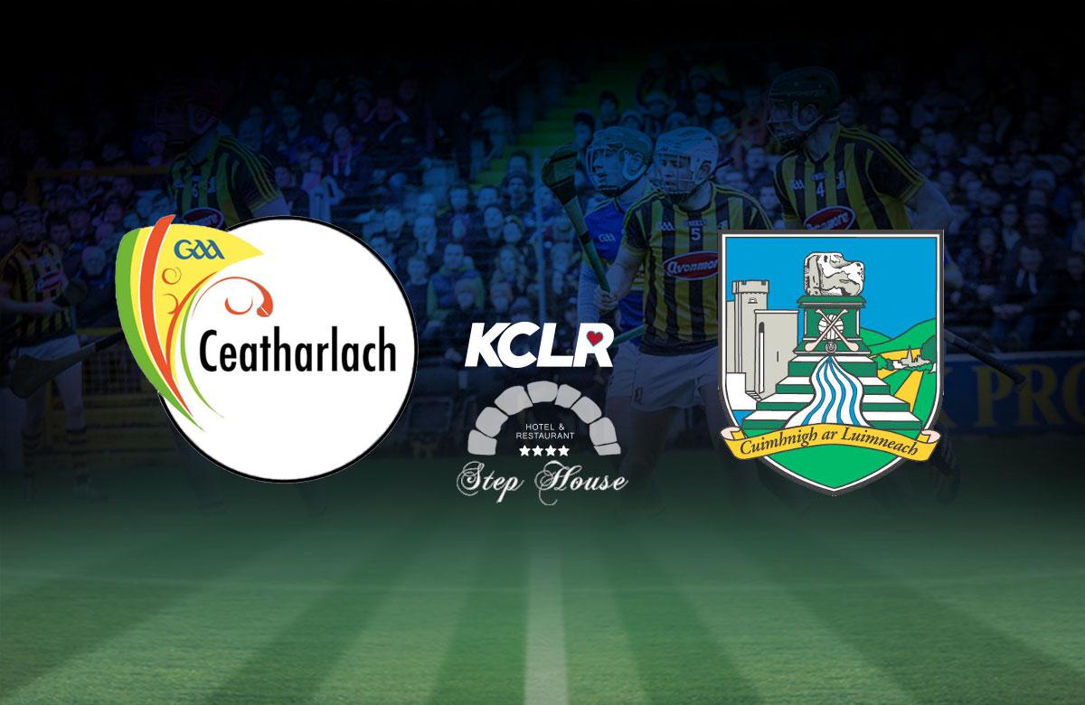 Carlow v Limerick