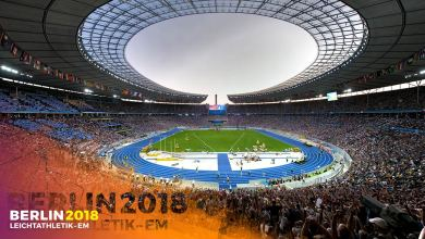 European Athletics Championships Berlin