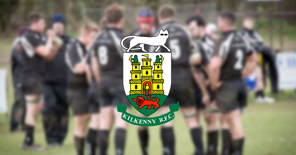 Kilkenny RFC. Photo: Ken McGuire/KCLR