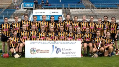 The Kilkenny senior camogie team at Semple Stadium, All-Ireland Semi-Final 2018. Mandatory Credit ©INPHO/Bryan Keane