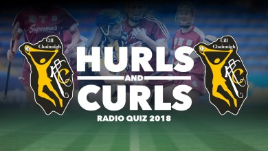 Hurls and Curls Radio Quiz
