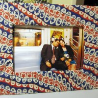 Fabric Covered Cardboard Frame