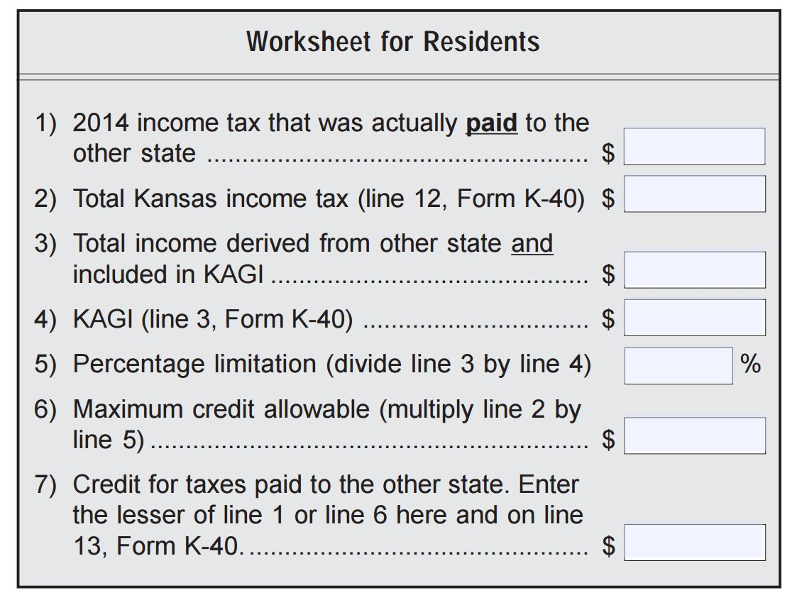 Refund For Kansas Residents Paying Kansas City Missouri Earnings Tax