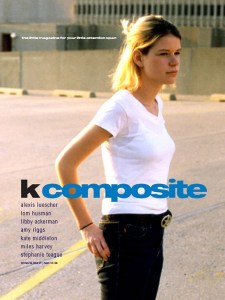 K Composite Magazine issue 7
