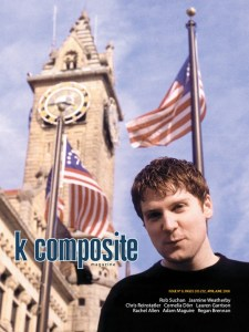 K Composite Magazine issue 9