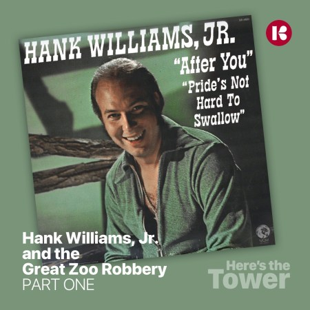 Hank Williams Jr Great Zoo Robbery Here's the Tower