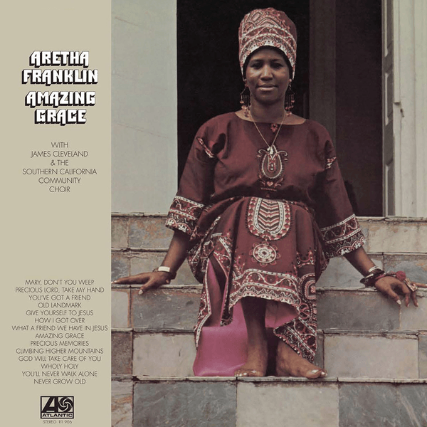 Aretha Franklin Amazing Grace 1972