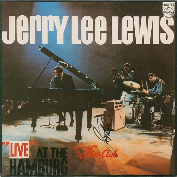 Jerry Lee Lewis Live at the Star Club 1964