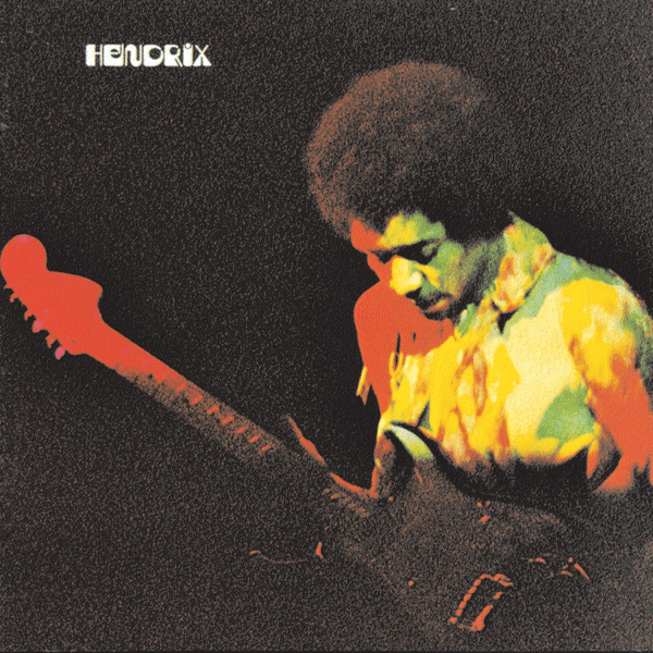 Jimi Hendrix Band of Gypsys 1970