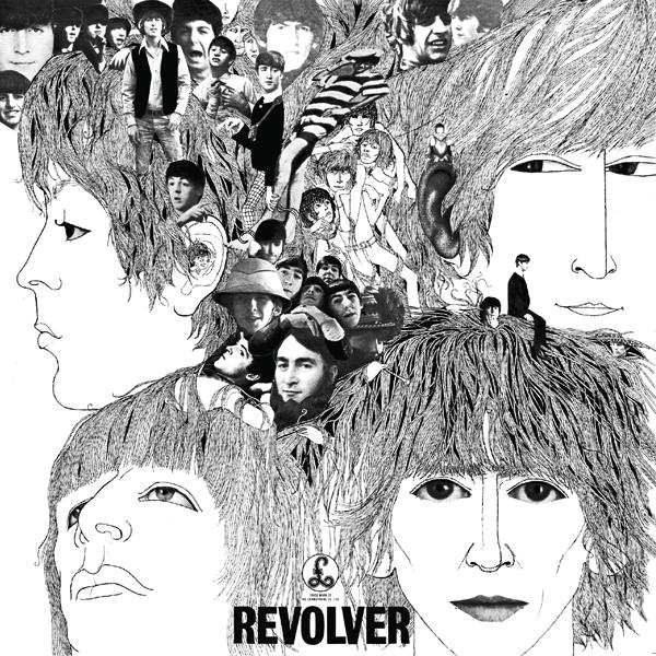 The Beatles Revolver 1966