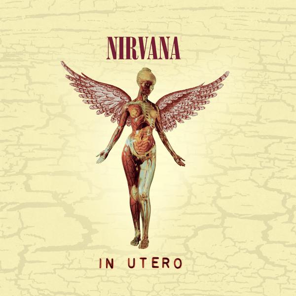Nirvana In Utero 1993