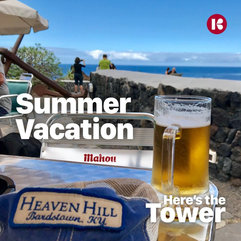 Here's the Tower Summer Vacation