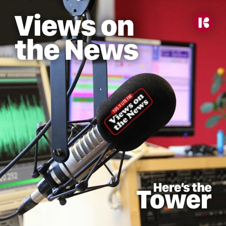 Here's the Tower - Views on the News