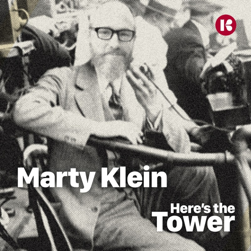 Here's the Tower - Marty Klein