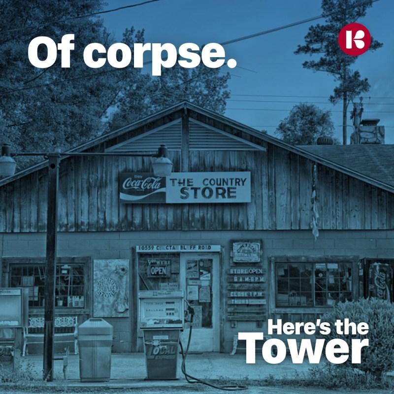 Here's the Tower of corpse