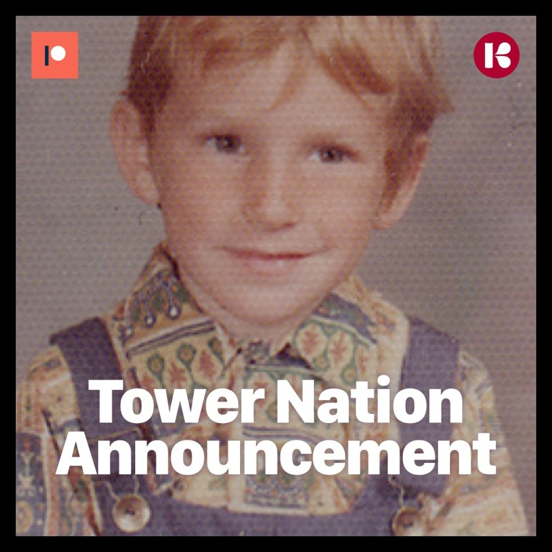 Tower Nation Announcement - Here's the Tower podcast