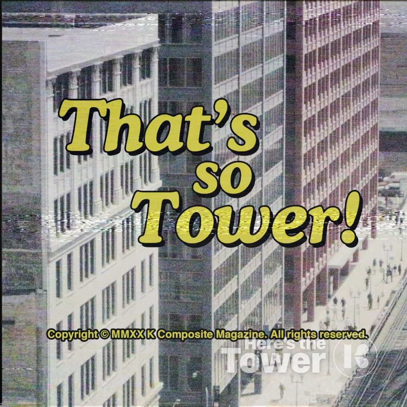 Here's the Tower sitcom episode