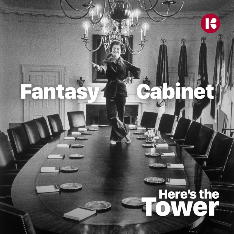 Fantasy Cabinet - Here's the Tower podcast
