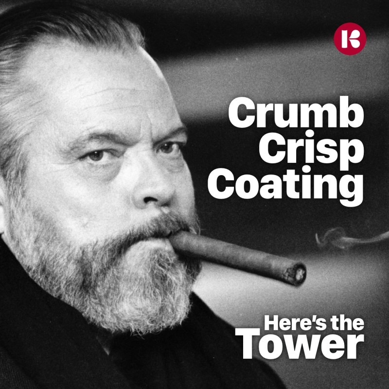 Here's the Tower: Crumb Crisp Coating