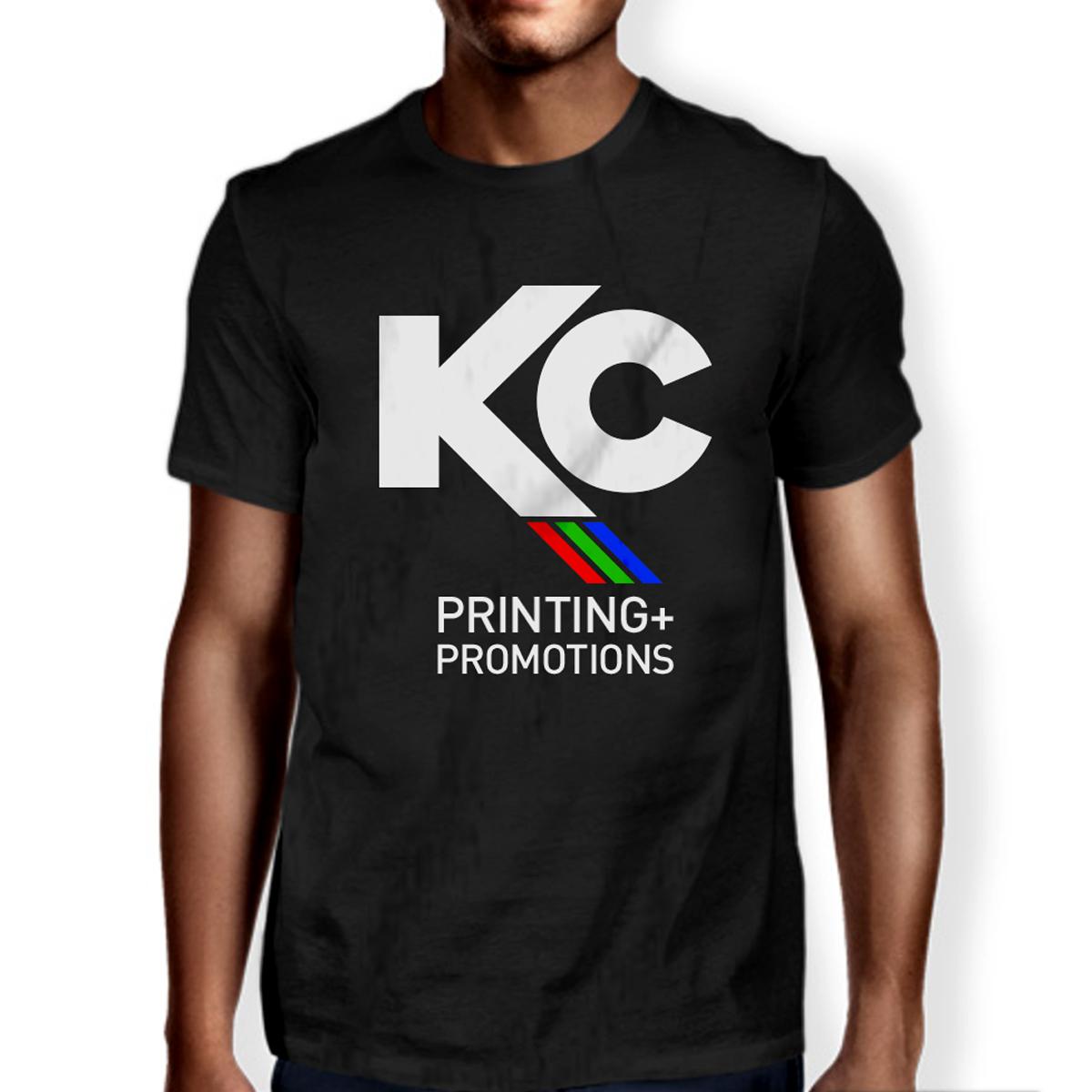 Custom T-Shirts, KC Printing + Promotions